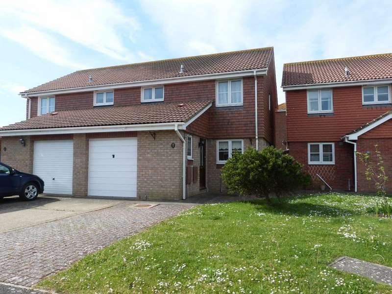 3 Bedrooms Semi Detached House for sale in Granary Lane, Selsey