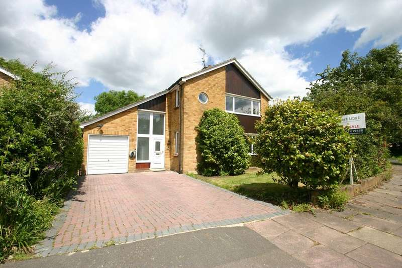5 Bedrooms Detached House for sale in Shirley Gardens, Rusthall, Tunbridge Wells TN4