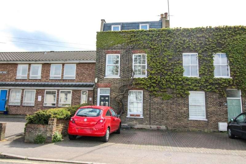 3 Bedrooms Semi Detached House for sale in Crescent Road, Warley, Brentwood, Essex, CM14