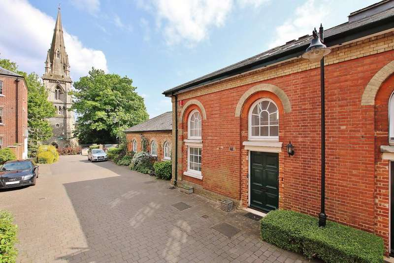 3 Bedrooms End Of Terrace House for sale in Central Winchester