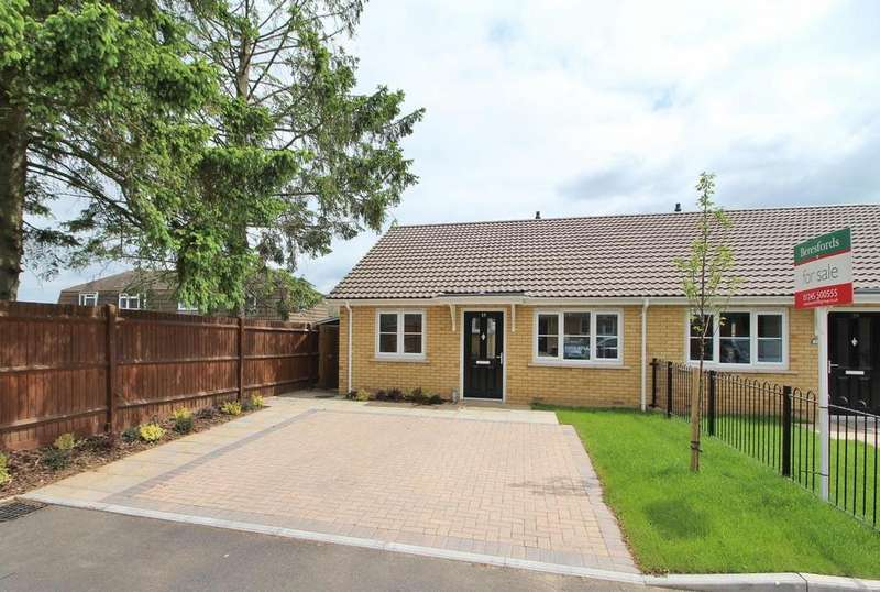 2 Bedrooms Semi Detached Bungalow for sale in (Plot 2) Broomhall Close, Broomfield, Chelmsford, Essex, CM1