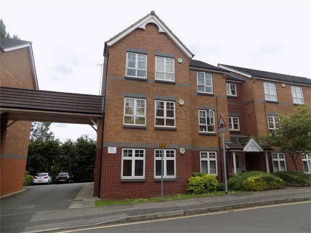 2 Bedrooms Flat for sale in The Nurseries, Northampton