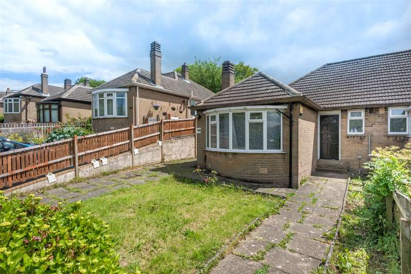 2 Bedrooms Semi Detached Bungalow for sale in Carr Manor Road, Leeds, West Yorkshire, LS17