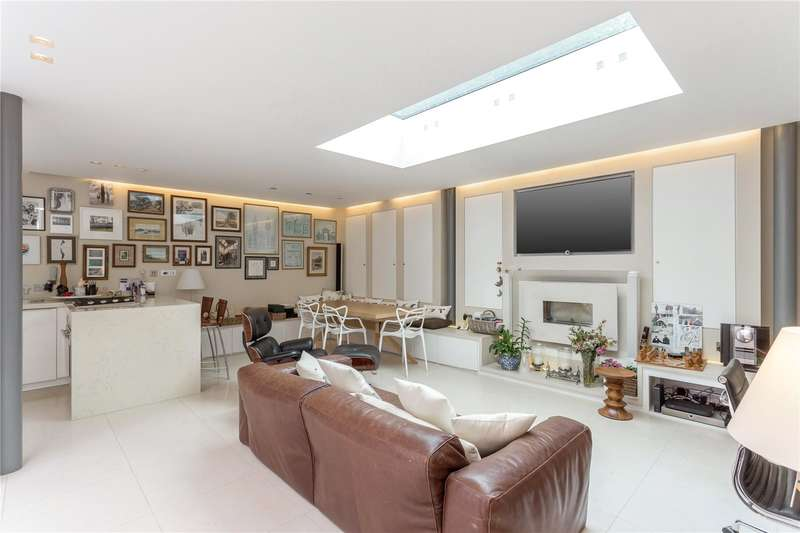2 Bedrooms Detached Bungalow for sale in Sibella Road, London, SW4