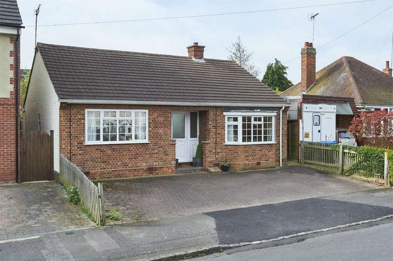2 Bedrooms Detached Bungalow for sale in Granville Street, Market Harborough, Leicestershire