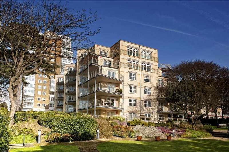 2 Bedrooms Flat for sale in Bayview Gardens, 14B West Cliff Road, Bournemouth, Dorset, BH2