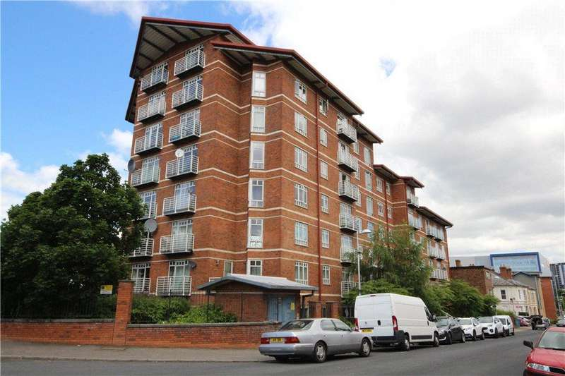 2 Bedrooms Apartment Flat for sale in Osbourne House, Queen Victoria Road, Coventry, West Midlands, CV1