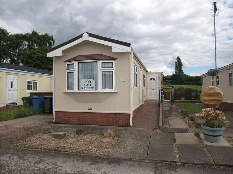 1 Bedroom Mobile Home for sale in Tall Trees, Resdential Park Home, Old Mill Lane, Forest Town, NG19
