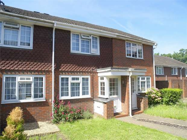 2 Bedrooms Terraced House for sale in Delaporte Close, Epsom