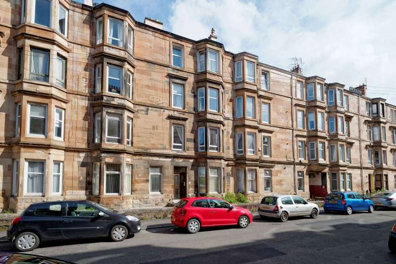 2 Bedrooms Flat for sale in Holmhead Place, Glasgow, G44 4HB
