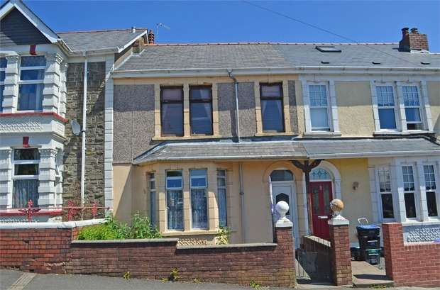 3 Bedrooms Terraced House for sale in King Edward Road, Brynmawr, Ebbw Vale, Blaenau Gwent