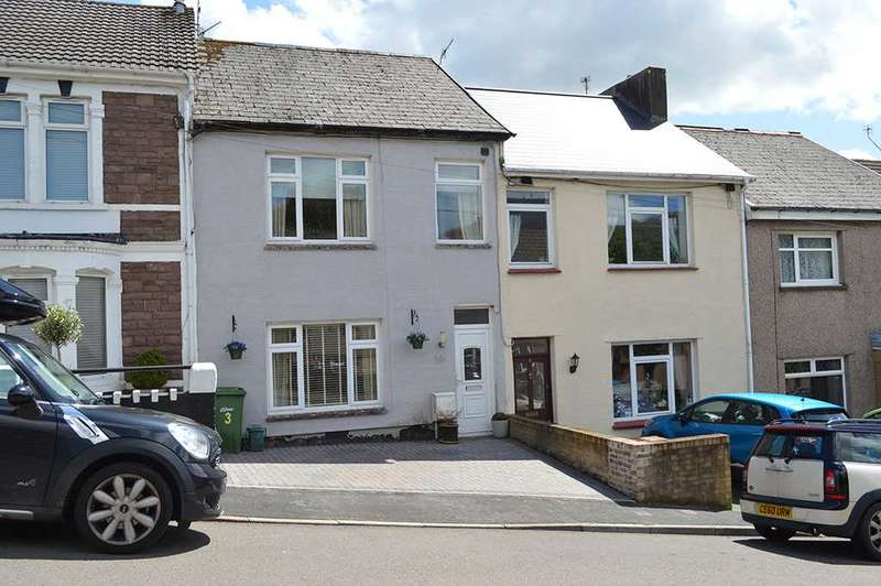 3 Bedrooms Terraced House for sale in Lower Wyndam Terrace, Pontymister, Risca, Newport
