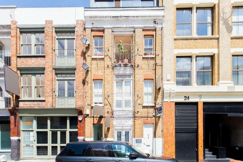 1 Bedroom Flat for sale in Cowper Street, Shoreditch, EC2A