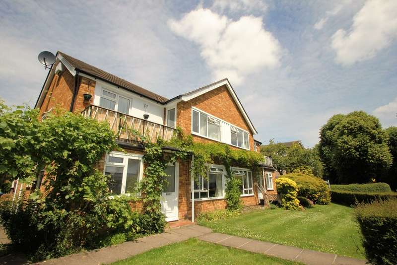 2 Bedrooms Ground Maisonette Flat for sale in Oakenshaw Close, Surbiton