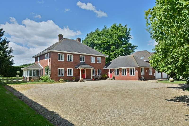 7 Bedrooms Detached House for sale in The Street, North Lopham