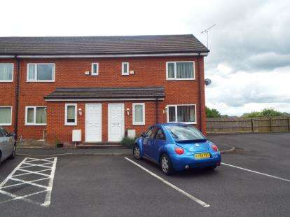 2 Bedrooms Flat for sale in St. James Court, Bury, Greater Manchester, BL8