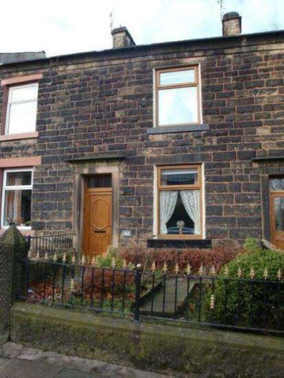 2 Bedrooms Terraced House for sale in Bolton Road West, Ramsbottom, Bury, Greater Manchester, BL0