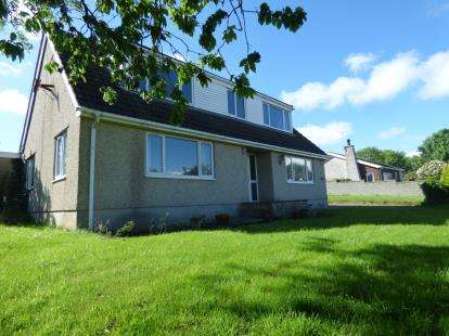 4 Bedrooms Bungalow for sale in Dwyran, Anglesey, Sir Ynys Mon, North Wales, LL61