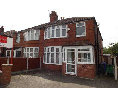 3 Bedrooms Semi Detached House for sale in School Grove, Manchester, Greater Manchester, Uk