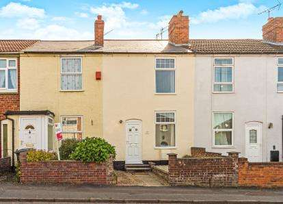 2 Bedrooms Terraced House for sale in Spencer Street, Kidderminster, Worcestershire