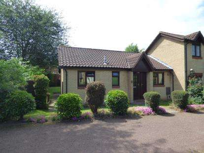 2 Bedrooms Bungalow for sale in Culbertson Lane, Blue Bridge, Milton Keynes, Buckinghamshire