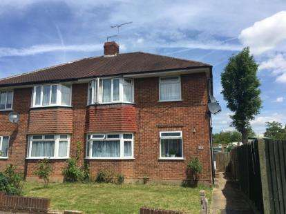 Maisonette Flat for sale in Millway Gardens, Northolt