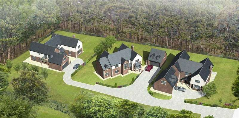 4 Bedrooms Detached House for sale in Bishop's Wood, Woodthorpe Lane, Wakefield, West Yorkshire