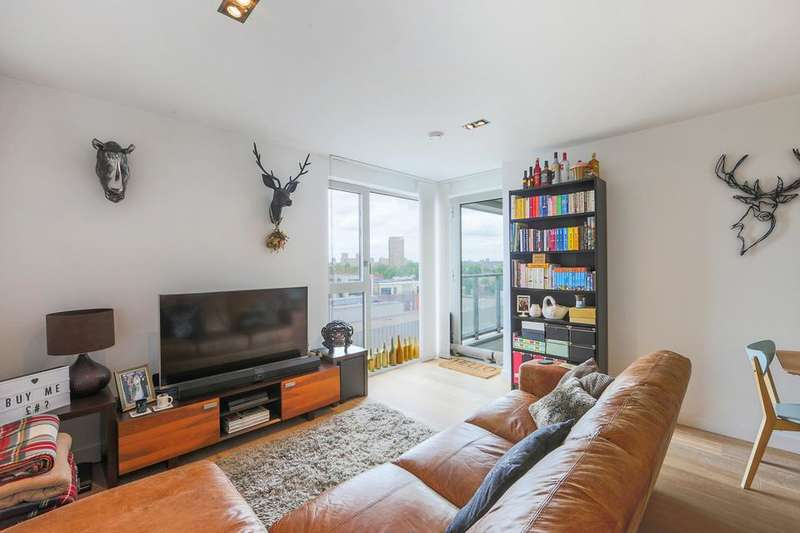 1 Bedroom Flat for sale in Avantgarde Place, London E1