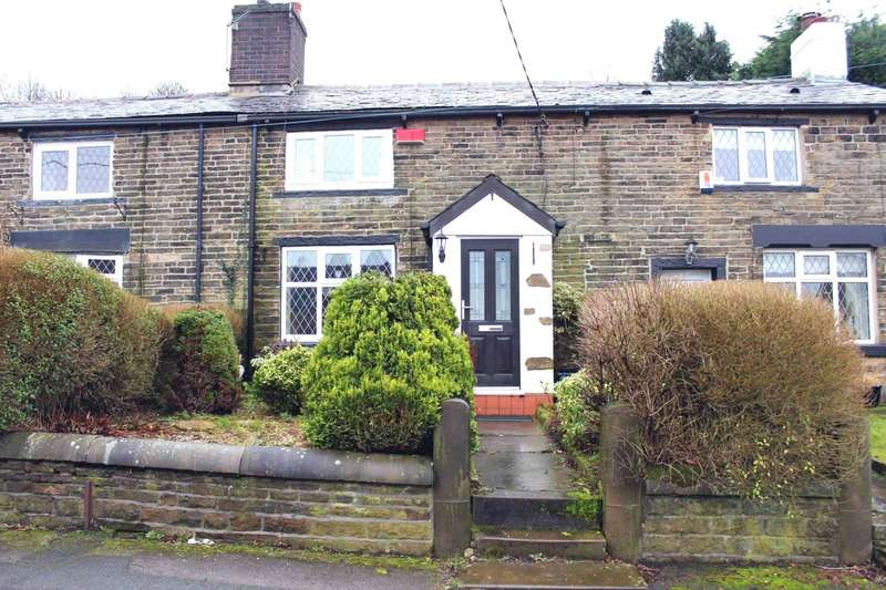 2 Bedrooms Cottage House for sale in Tottington Road, Harwood