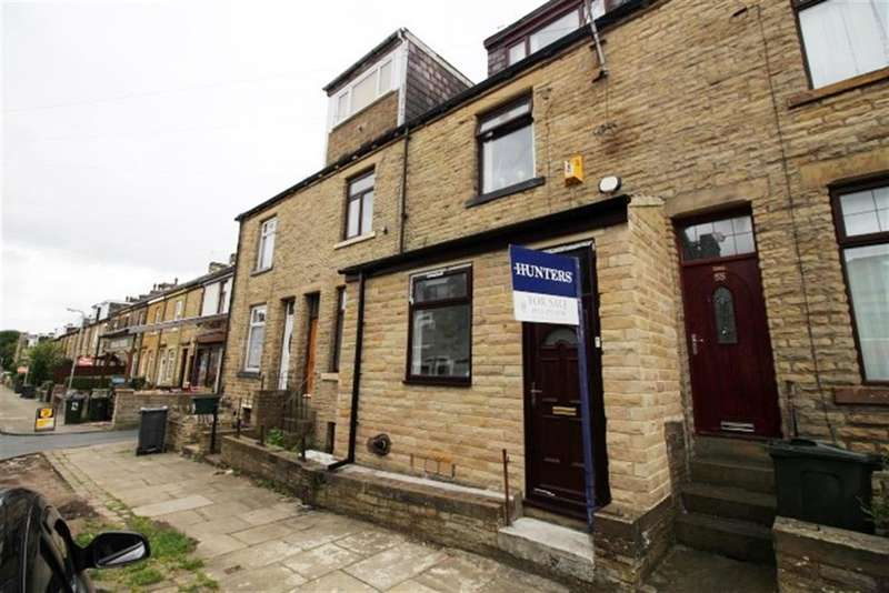 3 Bedrooms Terraced House for sale in Fitzroy Road, BD3