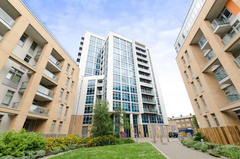 1 Bedroom Flat for sale in Iona Tower, Limehouse, E14