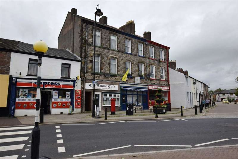 3 Bedrooms Shop Commercial for sale in Market Street, Dalton In Furness, Cumbria