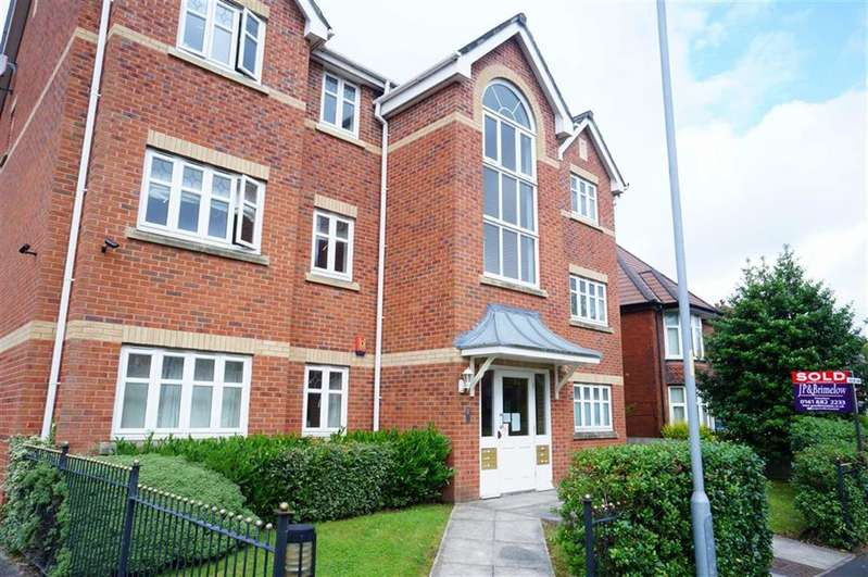 2 Bedrooms Property for sale in Woodgate Road, Whalley Range, Manchester, M16