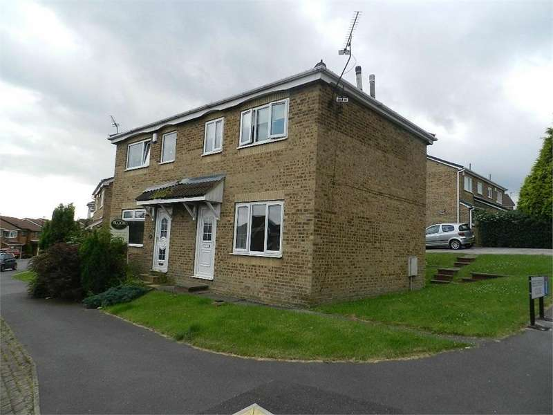 Studio Flat for sale in Beechfern Close, High Green, SHEFFIELD, South Yorkshire