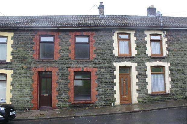 3 Bedrooms Terraced House for sale in Park Road, Cwmparc, Rhondda Cynon Taff. CF42 6LD