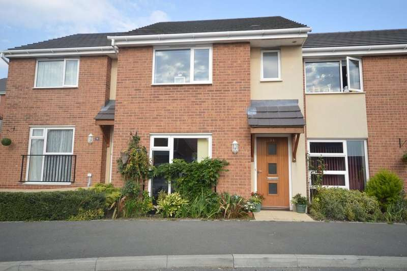 2 Bedrooms Terraced House for sale in Beauchamp Drive, Newport