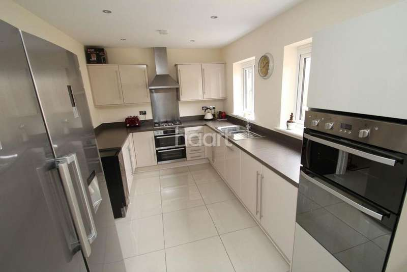 5 Bedrooms Detached House for sale in Brocklesby Drive, Bessacarr.
