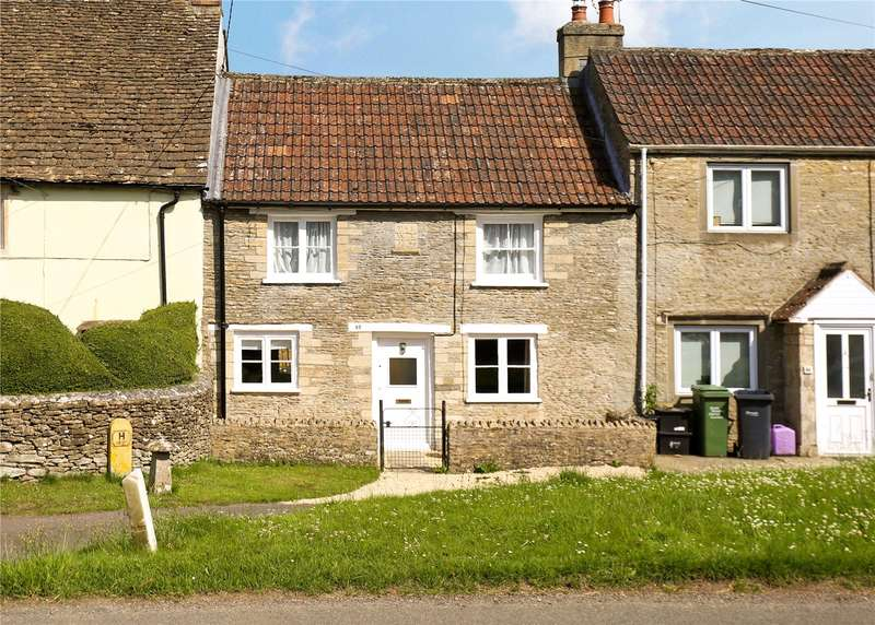 2 Bedrooms Terraced House for sale in The Street, Hullavington, Chippenham, Wiltshire, SN14