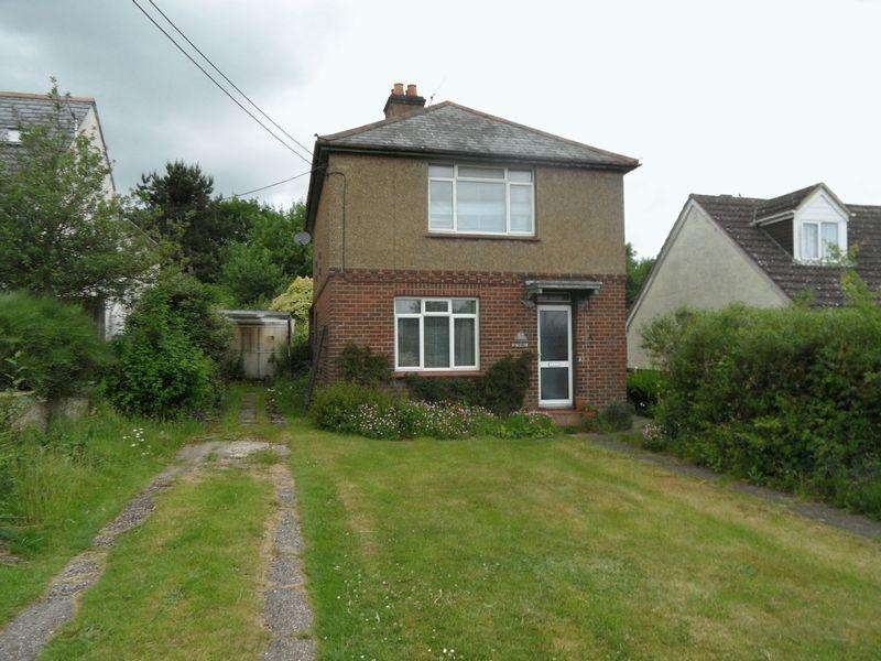 2 Bedrooms Detached House for sale in BOLTER END - an older style detached house on a large plot in a cul de sac location. No onward chain.