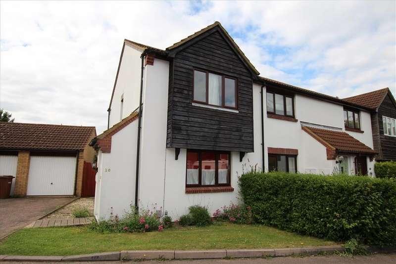 2 Bedrooms Terraced House for sale in Coachmans Lane, BALDOCK, SG7