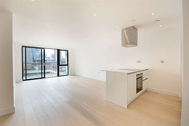 3 Bedrooms Flat for sale in Kensington Apartments, Spitalfields, Aldgate
