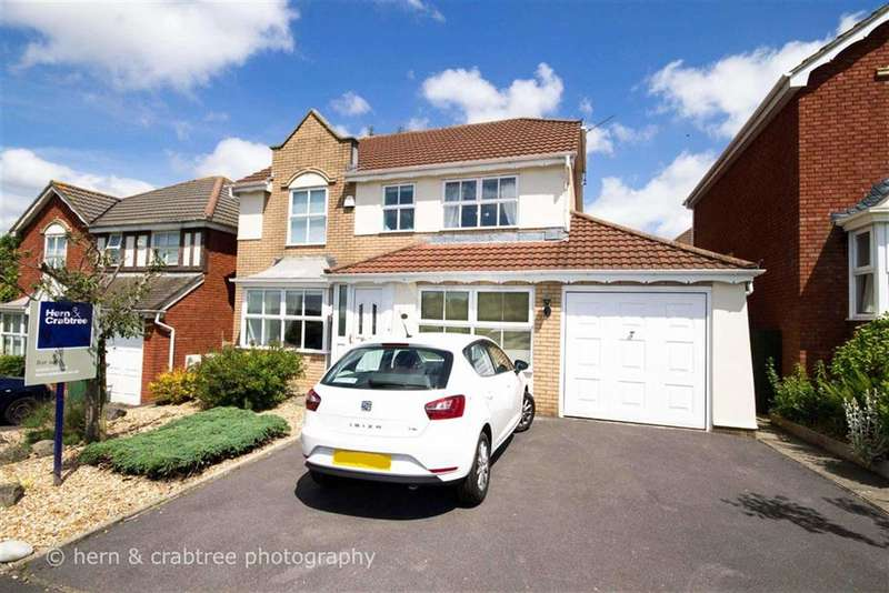 4 Bedrooms Property for sale in Marguerites Way, Westfield Park, Cardiff