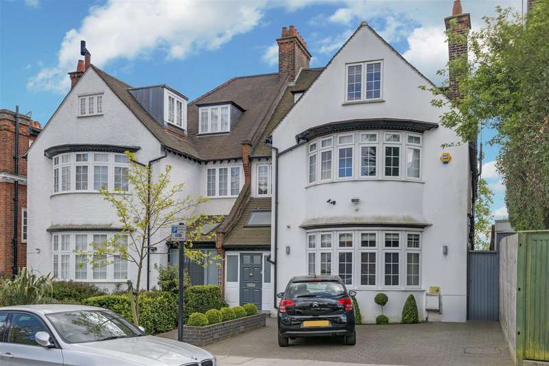 6 Bedrooms House for sale in Ardwick Road, The Hocrofts, NW2