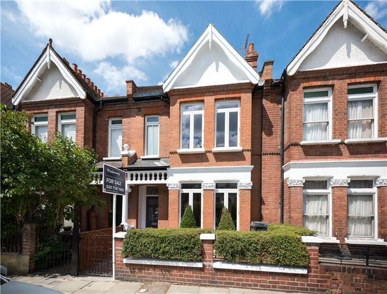 4 Bedrooms Terraced House for sale in Halsmere Road, Myatts Field, London, SE5