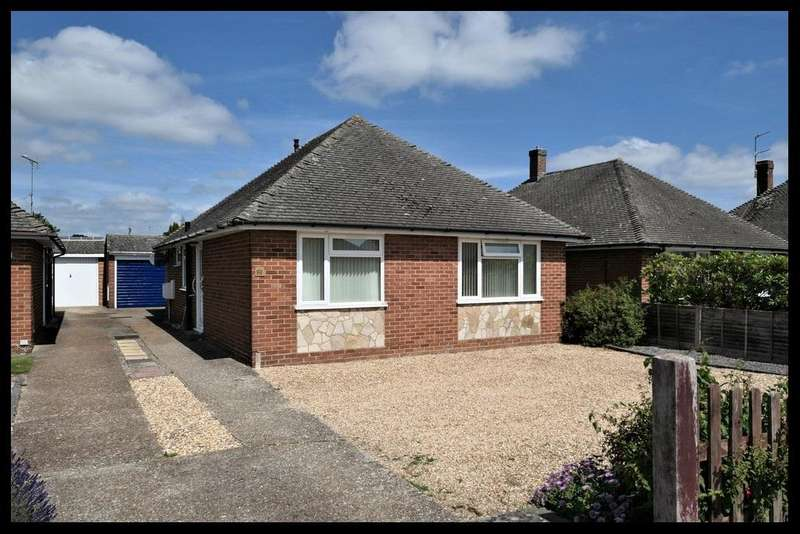 3 Bedrooms Detached Bungalow for sale in Barnsfield Crescent, Totton, Southampton SO40