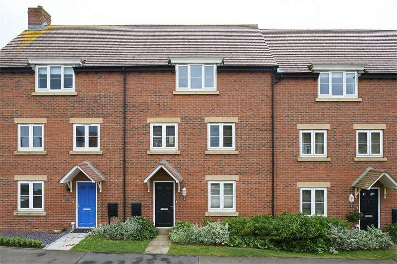 3 Bedrooms Terraced House for sale in Finch Road, Kibworth Harcourt, Leicester