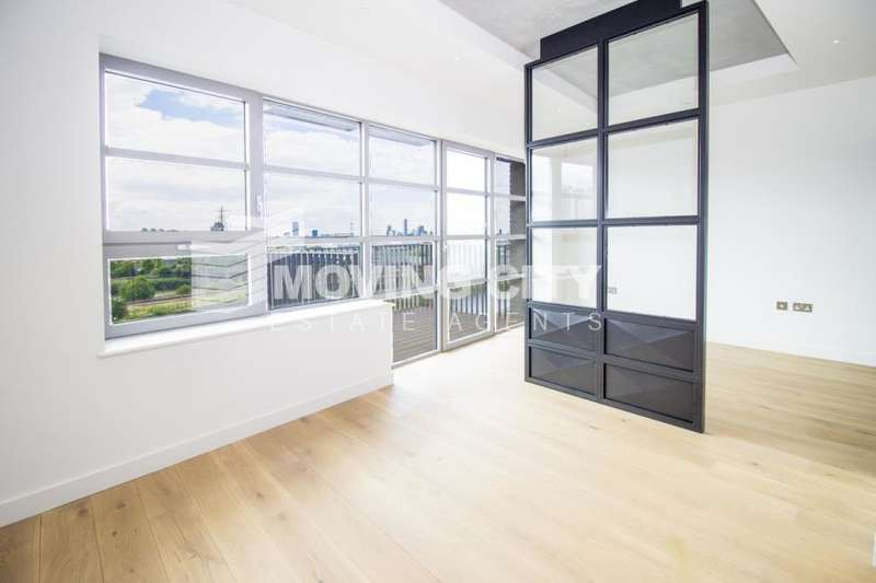 Flat for sale in Kent Building, Canning Town, London E14