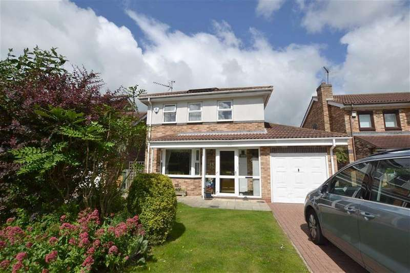 4 Bedrooms Detached House for sale in Kingfisher Drive, Bridlington, YO15