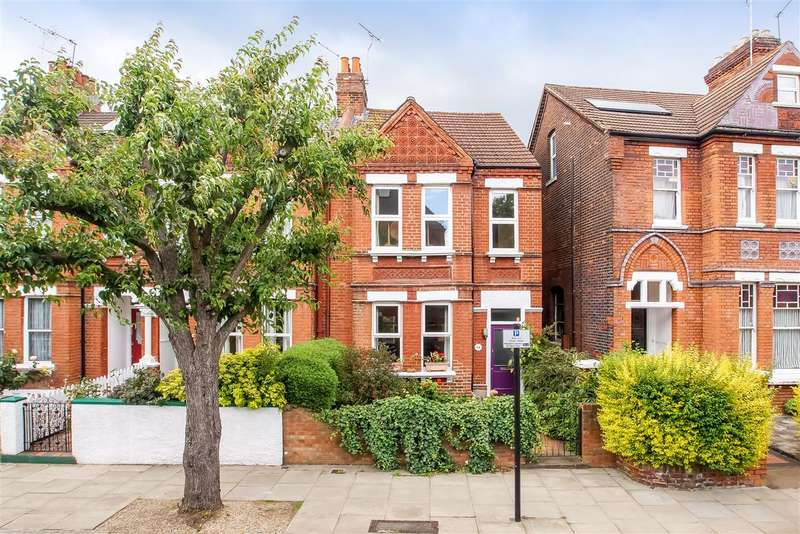 4 Bedrooms End Of Terrace House for sale in Tytherton Road, London