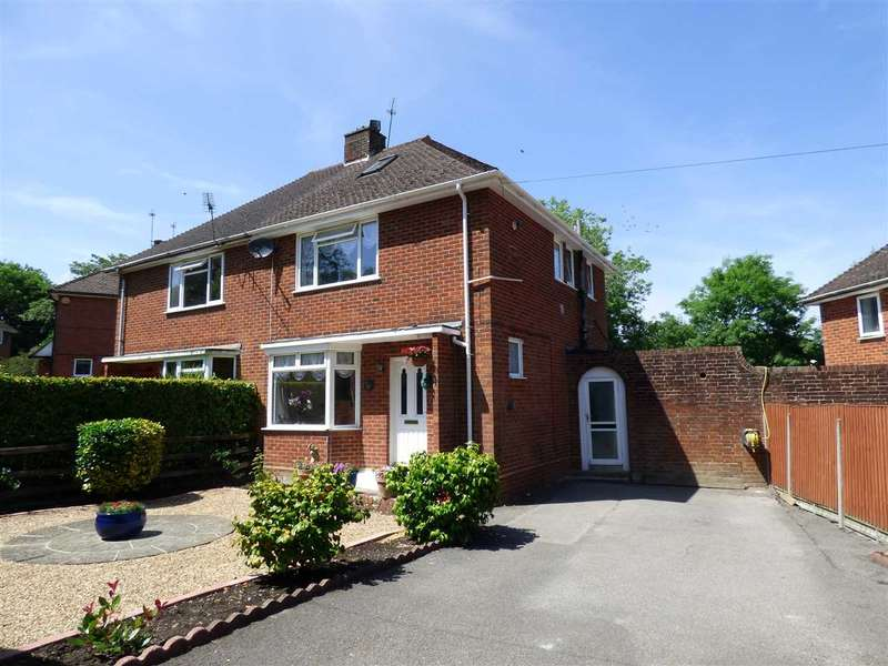 2 Bedrooms Semi Detached House for sale in WELL PRESENTED TWO DOUBLE BEDROOM SEMI-DETACHED HOUSE - Bournemouth